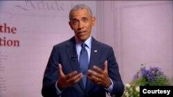 Бывший президент США Барак Обама