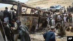 بیشترین حادثات و تلفات در شاهراه کابل - کندهار و هرات به وقوع پیوسته است