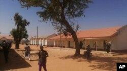 Kw'ishure ry'ubuhinga ry'i Kankara muri Nijeriya