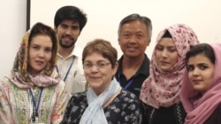 Learning English Partnership with American University of Afghanistan