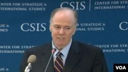 白宮國家安全顧問托馬斯.多尼倫(視頻截圖)
