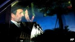 Cựu tổng thống Iran Mahmoud Ahmadinejad.