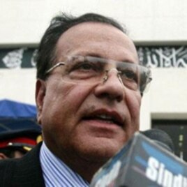 Governor of Punjab province Salman Taseer speaks to the media in Islamabad (File Photo - 28 Mar 2009)