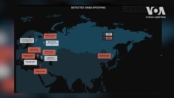Як Росія дезорієнтує GPS в Чорному морі – дослідження експертів США. Відео