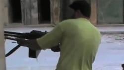 Մահմեդական ծայրահեղականները Սիրիայում