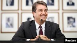 Roberto Carvalho de Azevedo akan menggantikan Pascal Lamy sebagai Ketua WTO mulai bulan September 2013 (foto: dok).