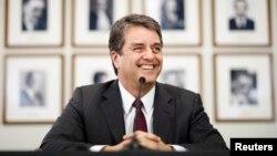 Roberto Azevedo, direktor Svetske trgovinske organizacije (arhiva).