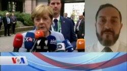 AB Zirvesi Öncesi Merkel'den Tavır Değişikliği
