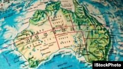 Tiểu bang New South Wales nằm phía Đông Nam của Australia.