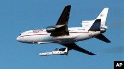 NuStar, Pasifik'teki bir adadan uzaya gönderildi