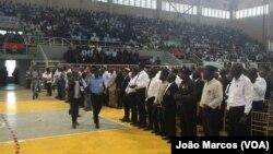 Ato central do Dia dos Heróis Nacionais em Benguela