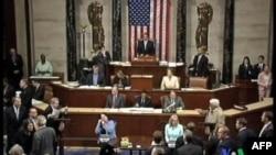 U Predstavničkom domu Kongresa nije usvojen predlog ustavnog amandmana o balansiranju budžeta