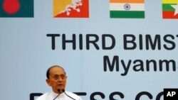 Presiden Myanmar Thein Sein