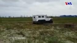 Sibirya'da Düşen Helikopterde 18 Kişi Öldü