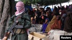 Боевик группировки «Аш-Шабаб». Сомали (архивное фото)