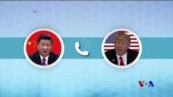 川普:對北韓動武當然並非首選 (粵語)