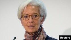 Kepala Dana Moneter Internasional (IMF) Christine Lagarde(foto: dok).
