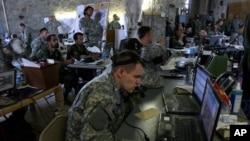 در سال روان هفت سرباز امریکایی در افغانستان کشته شده است