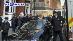 Manchetes Americanas 12 Abril: Julian Assange, Afeganistão e Space X