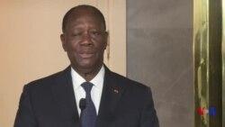 La Côte d'Ivoire va envoyer 450 Casques bleus supplémentaires au Mali (vidéo)