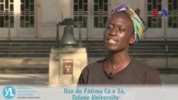 Ilsa de Fátima Cá e Sá (Portuguese)