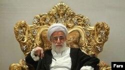 احمد جنتی، از سال ۷۱ به طور مداوم دبیر شورای نگهبان است.