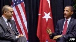 Başbakan Erdoğan Nisan ayında Başkan Obama'yla yaptığı görüşme sırasında