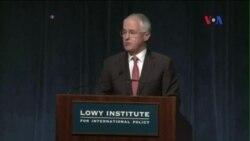 Australia: Hành động của TQ ở Biển Đông 'tác dụng ngược'