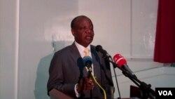 Angola Governador de Malanje Norberto Fernandes dos Santos