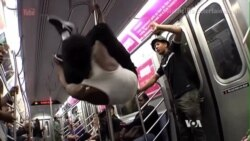 New York Buskers Getting Arrested Despite MTA Law