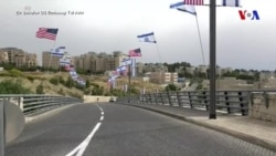 ABŞ İsraildəki səfirliyini Qüdsə köçürüb