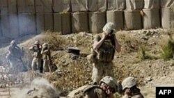 Binh sĩ Thủy quân Lục chiến Mỹ ở Afghanistan