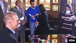 Craig Kelly reiteró que Estados Unidos apoya la reincorporación de Honduras a la OEA.