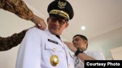 Wakil Gubernur Jakarta, Sandiaga Uno terbelit perkara hukum. (Foto courtesy: Tim Komunikasi Anies-Sandi)