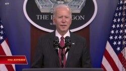 Truyền hình VOA 5/3/21: Việt Nam có tên trong chiến lược an ninh quốc gia của Tổng thống Biden