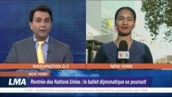 Les leaders mondiaux à l'ONU