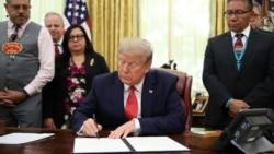 """时事大家谈:华盛顿制裁接二连三,北京还能如何""""反制""""?"""