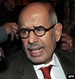 Ključna uloga Mohameda El Baradeja