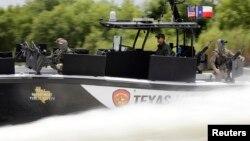 Texas desplegará unos mil miembros de la Guardia Nacional en la frontera con México.