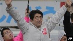 日本下一任首相安倍晉三
