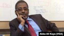 Abba Ali Kaya joint par Timothée Donangmaye