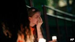 Bdijenje za žrtve masovnog ubistva u tržnom centru u El Pasu, Teksasu
