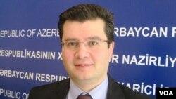 Xarici İşlər Nazirliyinin mətbuat xidmətinin rəhbəri Elman Abdullayev