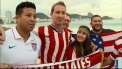 До Бразилії приїхали майже 200 тисяч уболівальників зі США
