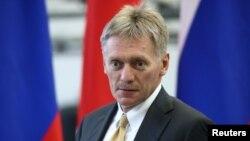 Kremlin Sözcüsü Dmitry Peskov