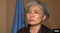 اقوام متحدہ کی انسانی ہمدردی اُمور کی نائب سیکرٹری جنرل کیونگ و ہاکانگ