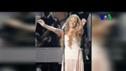 Meeghan Henry - Liputan Pop Culture VOA untuk Dahsyat