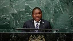 Filipe Jacinto Nyusi, President of Mozambique