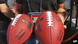 It may never win a 'Most Valuable Player' award but Wilson's football is the star of every professional and collegiate game played in the United States.