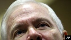 U.S. Secretary of Defense Robert Gates (File)